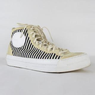 Y-3 Yohji Yamamoto x Adidas High Top Sneakers