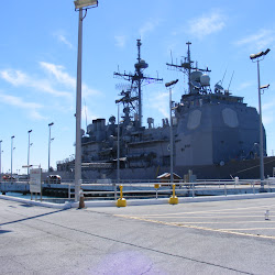 USS Gettyburg Tour