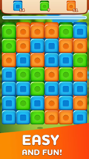 Pop Breaker: Blast all Cubes apktram screenshots 7