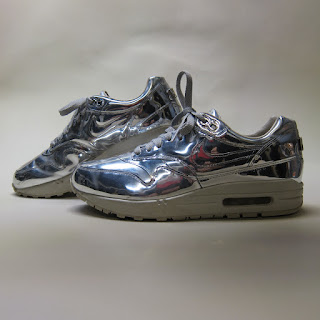 Nike Air Max 1 SP Liquid Metal Silver