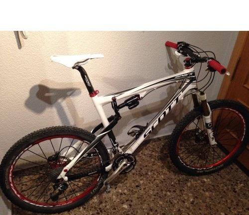 Bicicleta Scott Spark 20