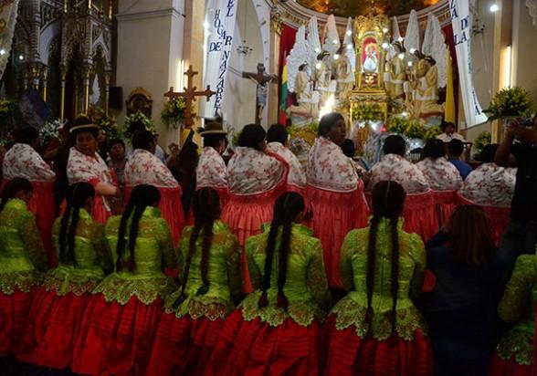 Fiesta de Urkupiña