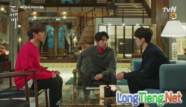 Goblin: Sau 9 năm lưu lạc, chỉ mỗi Lee Dong Wook là nhớ Gong Yoo! - Ảnh 28.