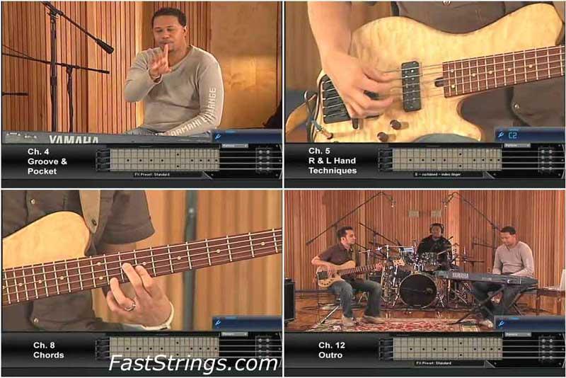 Ivan Santiago - Urban Bass Techniques