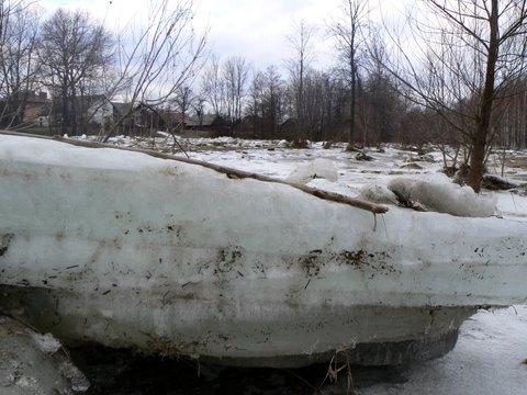 Zator lodowy - P1390762.JPG