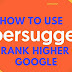 How to use ubersuggest to rank higher on google 2019 (My Secret Tips)