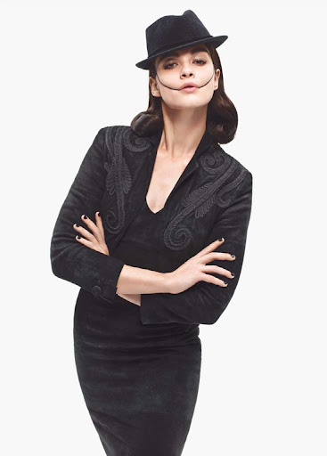 Barneys New York, 'Carine World' (campaña otoño invierno 2011)