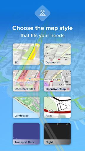Bikemap - Your Cycling Map & GPS Navigation 10.18.1 screenshots 5