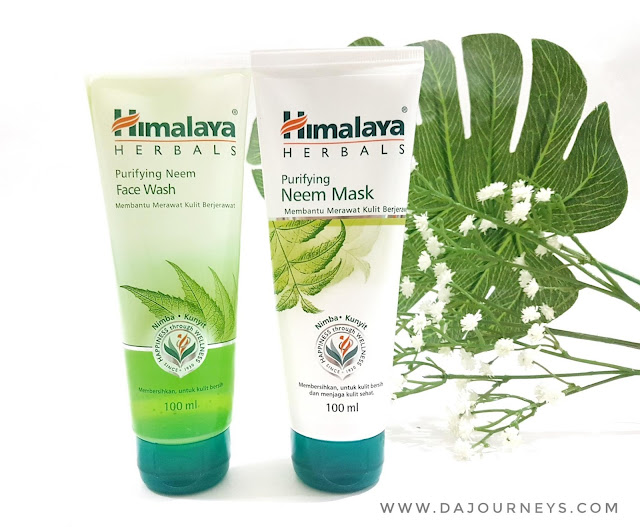 [Review] Himalaya Herbals Neem Series - Face Wash and Mask