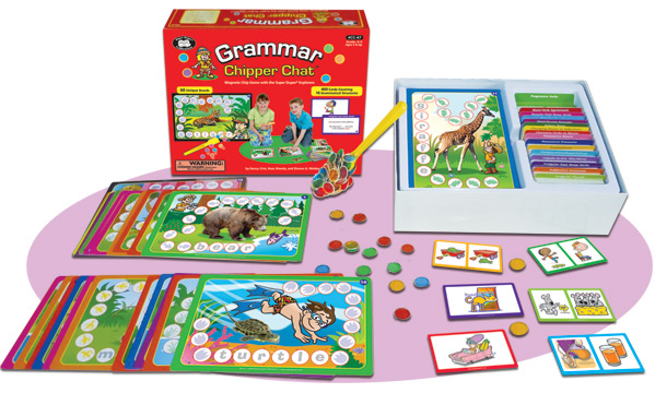 Grammar Chipper Chat Product Review image