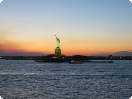 Ride on the Staten Island Ferry