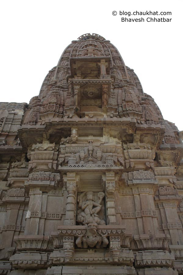 Bhangarh - Temple - Stone Work