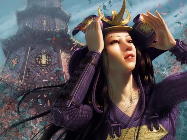 Young Chick Magick, Beautiful Magic Girls 1