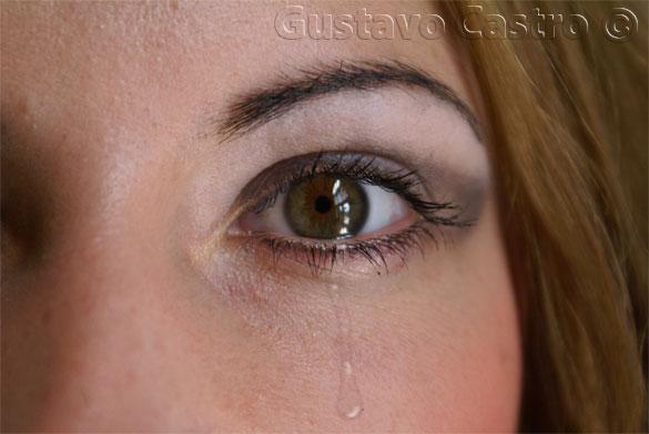 Lágrimas Realistas En Photoshop
