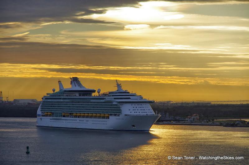 12-29-13 Western Caribbean Cruise - Day 1 - Galveston, TX - IMGP0708.JPG