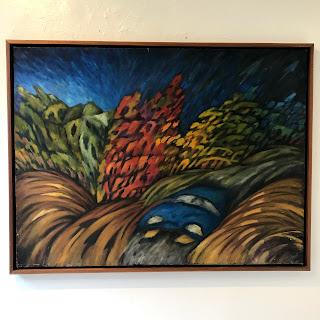 Noemi Paviglia Sita Signed Painting