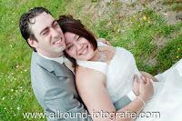 Bruidsreportage (Trouwfotograaf) - Foto van bruidspaar - 171