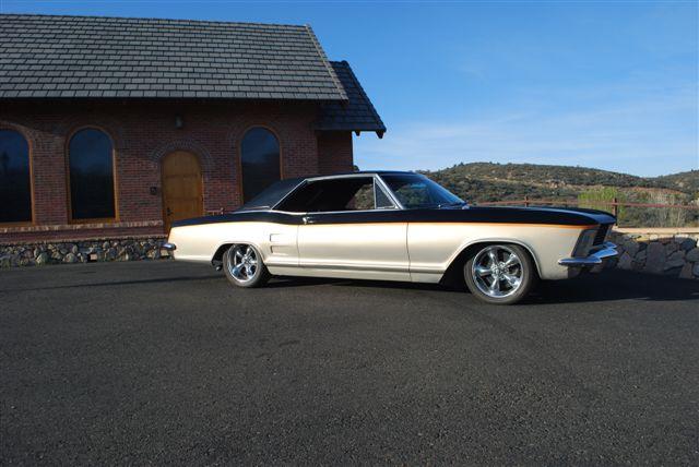 Earl Seiler's custom 64 Riv.