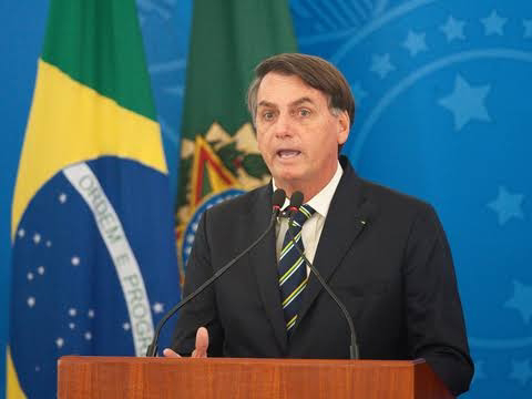 Primate Ayodele's Warning: Brazilian President Bolsonaro Agrees with Evangelical Christians, Calls For National Day Of Fasting And Prayer ~ Omonaijablog