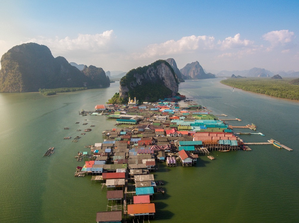 Ko Panyi: Thailand's Floating Village