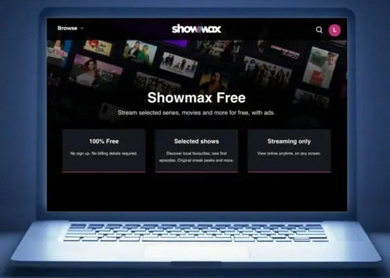 Showmax Free Launched, Stream Showmax without a Subscription