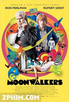 Bước Đi Trên Mặt Trăng - Moonwalkers (2015) Poster