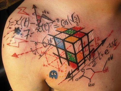 Galeria Tatuazy Tatuaze 3 D