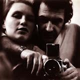 1976 г. Автопортрет с женой
