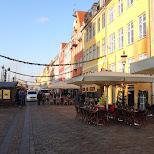 nyhavn patio's in Copenhagen, Copenhagen, Denmark