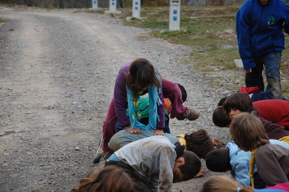 Sortida Castors i Llops a la Roca del Secut 2010 - DSC_0793.JPG