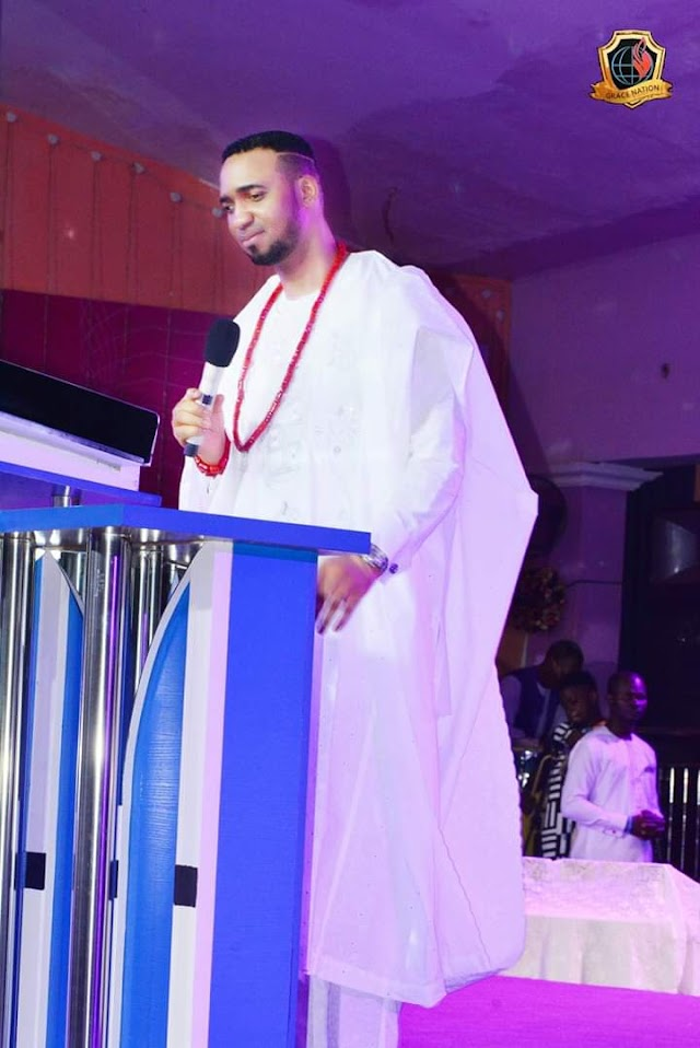 Grace Nation @16: Dr. Chris Okafor Empowers Church Members With 100k Each