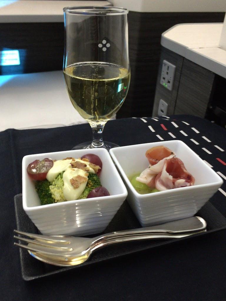 JL414(JAL414) ヘルシンキ-東京 ビジネスクラス 2016年6月 | 機上百景