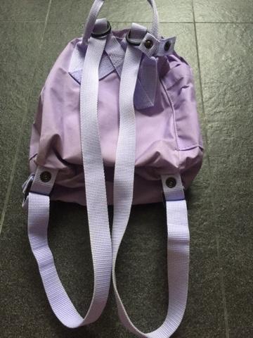 fjallraven kanken mini straps