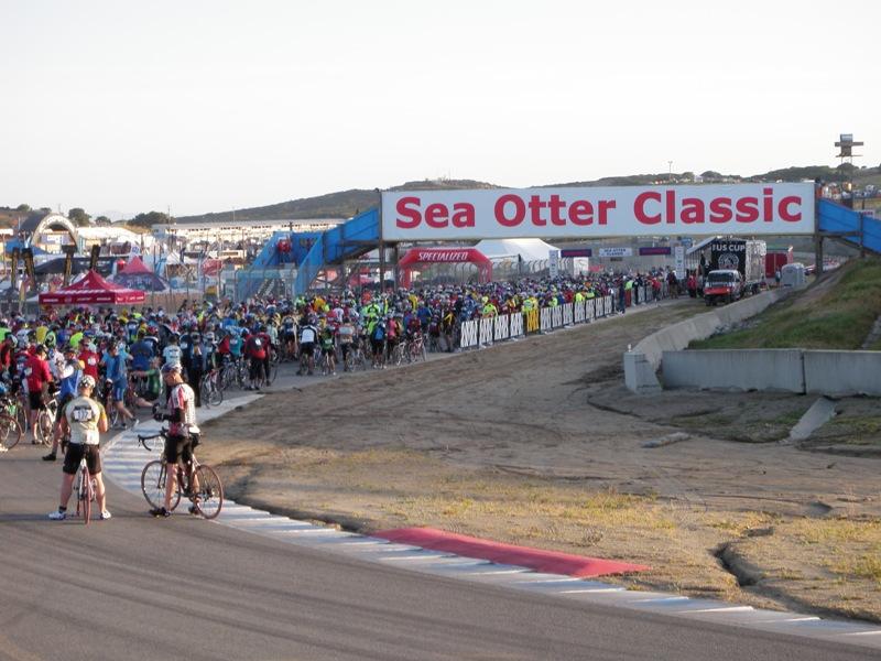 Sea Otter Classic • Laguna Seca Raceway