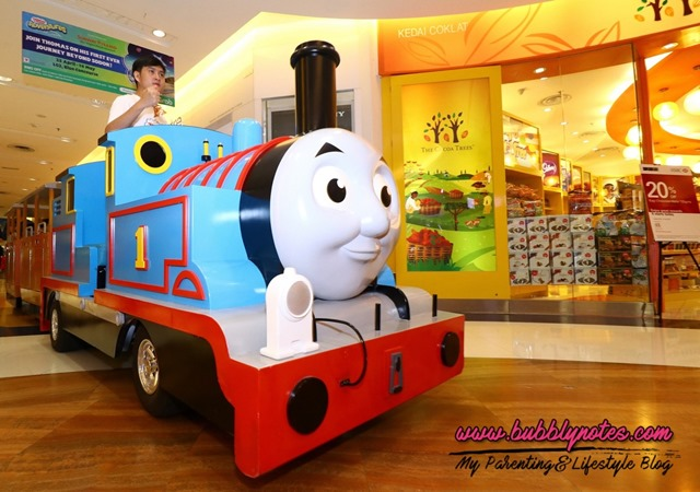 Sunway Pyramid 25 April Sehingga 14 Mei 2017  THOMAS & FRIENDS ADVENTURES  (4)