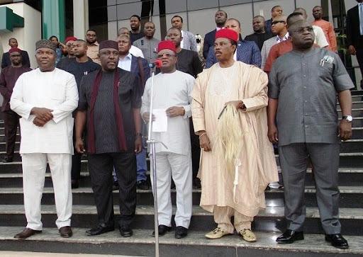Biafra: Reno Omokri hails Saraki, calls South East Governors lidders