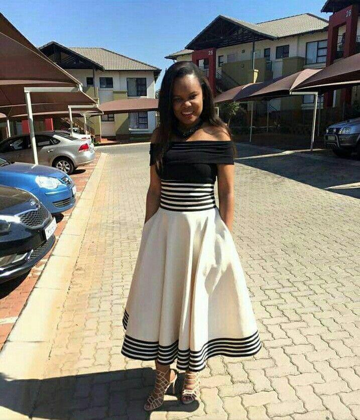 Traditional Zulu Outfit 2018 Fashionre