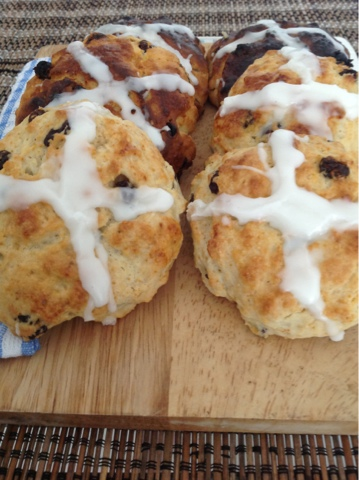 Hot Cross Buns recipe - 09