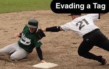 Evading a Tag (1)