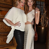 OIC - ENTSIMAGES.COM - Michelle Basnett and Olivia Fox - Made in Chelsea LA  at the  Bang and Olufsen 90th Anniversary Love London Collection  London 10th September 2015 Photo Mobis Photos/OIC 0203 174 1069