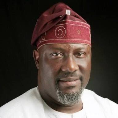 ''Nigerian youths grow up'- Dino Melaye says as he reacts to video of Ghanaian youths rejecting bags of rice from a politician