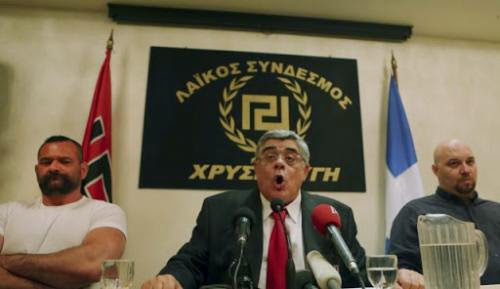 Holocaust Denial And The Golden Dawn