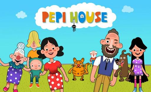 Pepi House APK UNLOCKED
