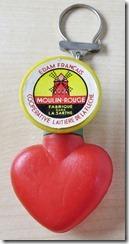 Fromage Moulin rouge edam français