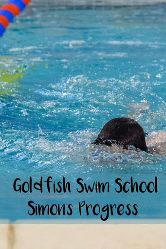 Goldfish Swim School–Simon's Progress