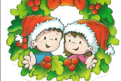Dibujos Infantiles De Navidad A Color