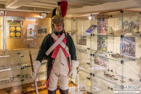 Mariusz opowiedział o wojskach napoleońskich