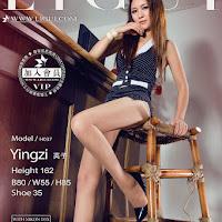 LiGui 2015.07.27 网络丽人 Model 英子 [42+1P] cover.jpg