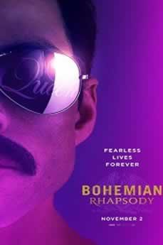 Capa Bohemian Rhapsody Dublado 2018 Torrent