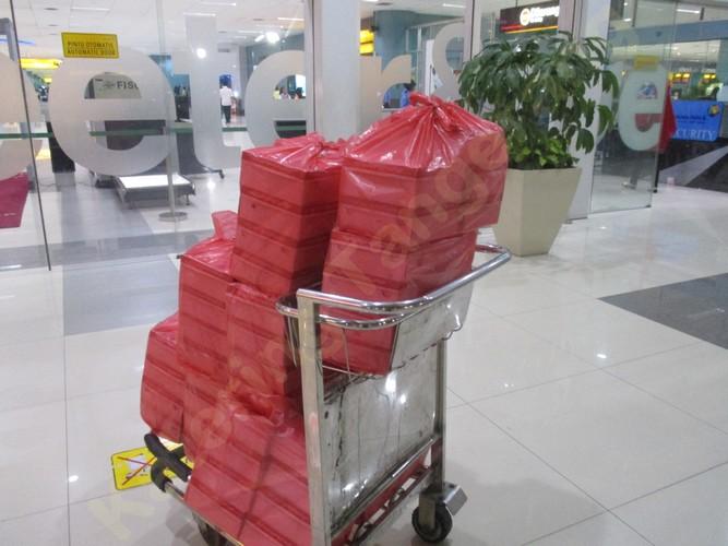 Nasi Box Jakarta Airport